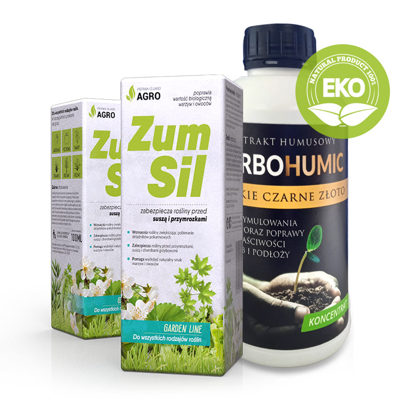 ZumSil + Carbohumic (Garden)